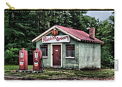 Rankins Grocery In Watercolor Carry-all Pouch