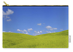 Rapeseed Landscape Carry-all Pouch by Marius Sipa