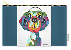 Rapping Rover - Funny  Dog Carry-all Pouch