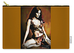 Raquel Welch - One Million Years B.c.  Carry-all Pouch