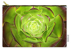 Rare Aeonium Hybrid Carry-all Pouch