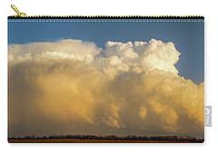 Rare Tornadic Supercells In Nebraska 005 Carry-all Pouch