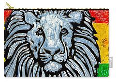 Rastafari Lion Carry-all Pouch