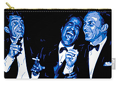Rat Pack At Carnegie Hall Carry-all Pouch