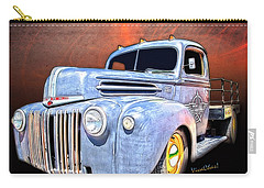 Rat Rod Flatbed Truck Texana Carry-all Pouch