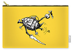 Rats In Space Carry-all Pouch