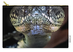 Rattler Eye To Eye Carry-all Pouch