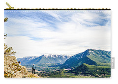 Rattlesnake Ledge Carry-all Pouch