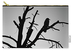 Raven Tree II Bw Carry-all Pouch