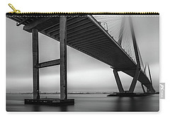 Ravenel Bridge November Fog Carry-all Pouch