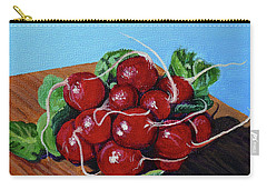 Ravishing Radishes Carry-all Pouch