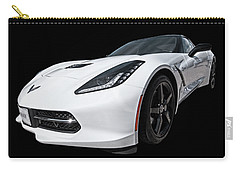 Ray Of Light - Corvette Stingray Carry-all Pouch