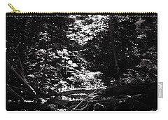 Carry-all Pouch featuring the photograph Ray Of Light by Keith Elliott