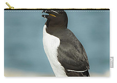 Razorbill Portrait Carry-all Pouch