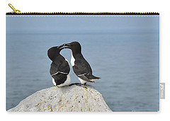 Razorbills In Love Carry-all Pouch