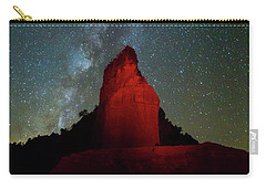 Carry-all Pouch featuring the photograph Reach For The Stars by Stephen Stookey