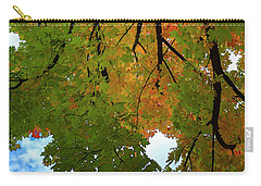 Carry-all Pouch featuring the photograph Reaching For The Sky by Gary Hall