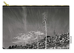 Reaching For The Sky Carry-all Pouch by Timothy Bulone