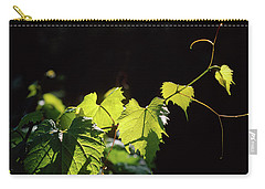 Reaching Grape Vine Carry-all Pouch