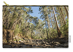 Carry-all Pouch featuring the photograph Reaching Skyward by Linda Lees