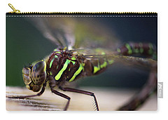 Ready For Takeoff Carry-all Pouch by Sherman Perry