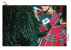 Carry-all Pouch featuring the photograph Ready For The Parade by Samuel M Purvis III