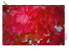 Ready To Fall Carry-all Pouch