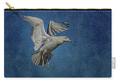 Ready To Land Carry-all Pouch by Ernie Echols