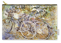 Ready To Ride Carry-all Pouch by Shirley Stalter