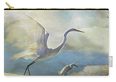 Ready To Soar Carry-all Pouch