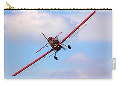 Ready To Spray - Crop Duster - Ag Pilot - Arkansas Razorbacks Carry-all Pouch
