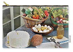 Real Food Carry-all Pouch