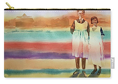 Real Men Wear Aprons Carry-all Pouch