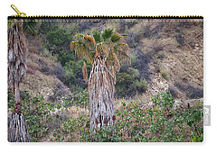 Real Palm Tree Carry-all Pouch