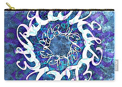 Receive And Believe Squared Carry-all Pouch