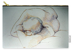 Reclining Study 3 Carry-all Pouch
