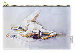 Reclining Study 6 Carry-all Pouch