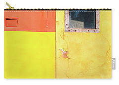 Carry-all Pouch featuring the photograph Rectangles by Silvia Ganora