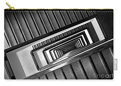 Rectangular Spiral Staircase Carry-all Pouch