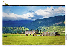 Carry-all Pouch featuring the photograph Recycled by Albert Seger