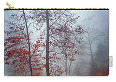 Carry-all Pouch featuring the photograph Red And Blue by Elena Elisseeva