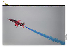 Red Arrow Blue Smoke - Teesside Airshow 2016 Carry-all Pouch