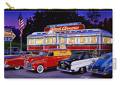 Red Arrow Diner Carry-all Pouch