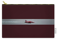 Red Arrow Straight - Teesside Airshow 2016 Carry-all Pouch