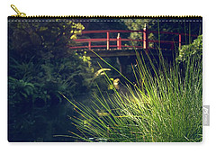 Red At Kubota Carry-all Pouch