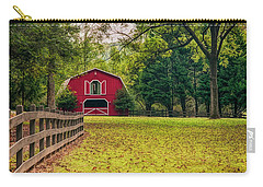 Red Barn 2 Carry-all Pouch