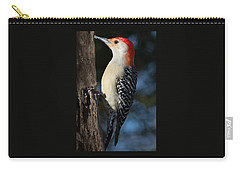 Red-bellied Woodpecker 3 Carry-all Pouch