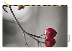 Red Berries Carry-all Pouch