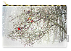 Red Bird Convention Carry-all Pouch