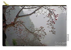 Red Blossoms  Vietnam  Carry-all Pouch